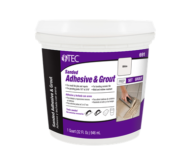 TEC 691_Adhesive & Grout_Snd_1qt.png